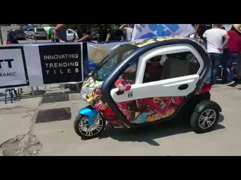 AM Cool Electric Tricycle Lebanon
