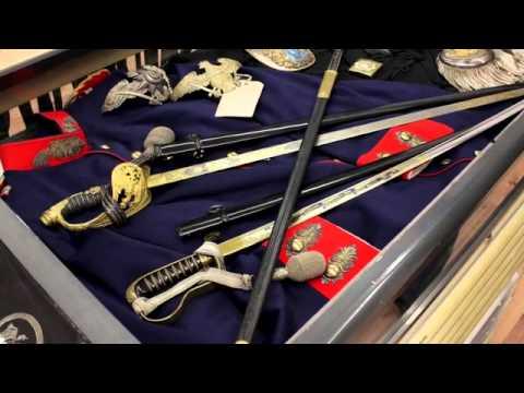 Antiquités militaires, Helmut Weitze a Hambourg