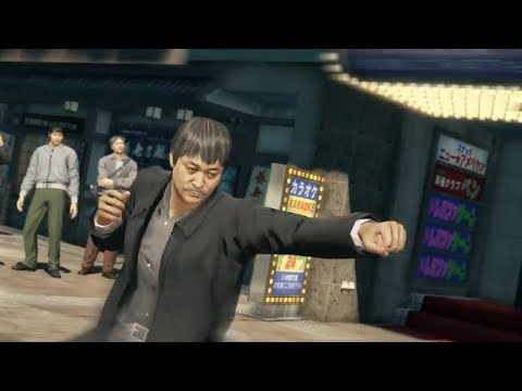 "What ""Fisting"" Is In The JP Version Of Yakuza 0"