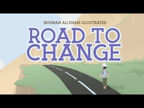 Road to Change   Nouman Ali Khan   illustrated - Subtitled