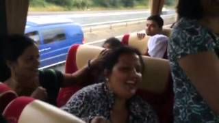 Roce song on coach 2 picnic 27th July 2014