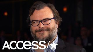 Jack Black: Will Fans Get More Bethany In 'Jumanji 2'? | Access