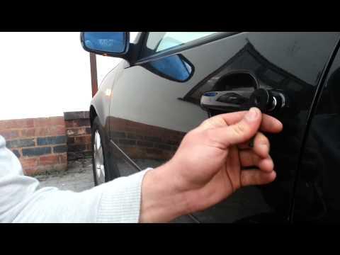 emergency car opening kit all cars: AUDI VW SEAT SKODA Porsche