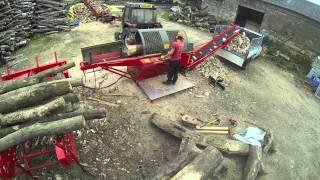 The Manthorpe Firewood Company - Log Production