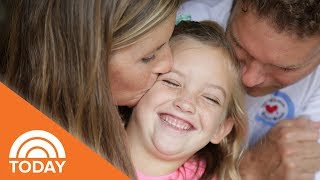 What It Takes To Ensure 6 Yr Old Type 1 Diabetic Maeve Hollinger To Live A Normal Life | TODAY