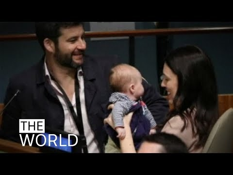 United Nations Gives 'First Baby' Security Pass To New Zealand PM Jacinda Ardern's Daughter