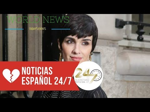 Paz Vega, ingresada en un hospital en Madrid