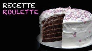 Layer cake chocolat avec Hervé cuisine ! (Gâteau à 6 étages)