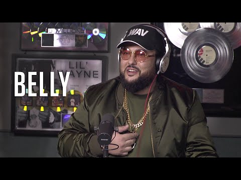 Belly Talks Being a Jay-Z Stan, How He Met The Weeknd & New Music
