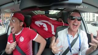 World Cup Driver  - TUNISIA!