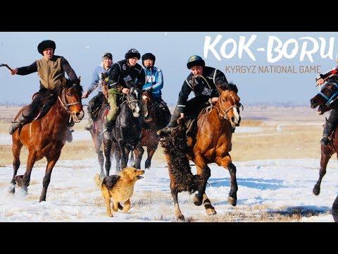 Dead Goat Polo / Kok-Boru (Ep66 GrizzlyNbear Overland)