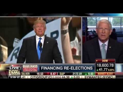 Senator Roger Wicker On FOX Business Highlights l Roger Wicker For Senate