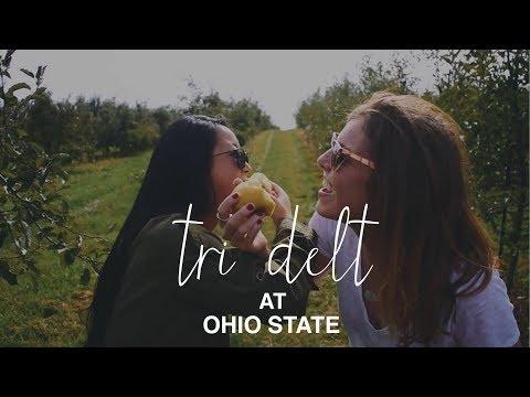 Tri Delt Ohio State Recruitment 2018