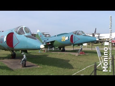 Monino Central airforce museum