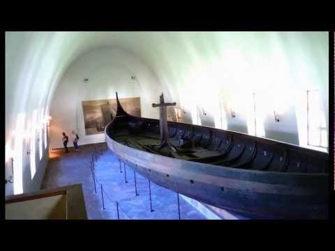 Viking Ship Museum Vikings Norwegian History Oslo Norway by BK Bazhe.com