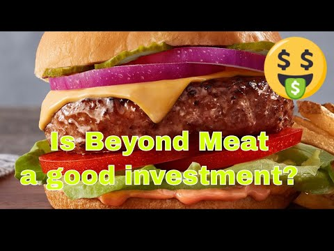 Is Beyond Meat a good investment? – Ask a Finance professor