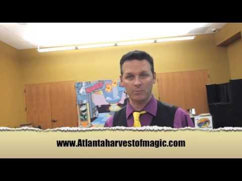 Ken Scott & Atlanta Harvest Magic Convention