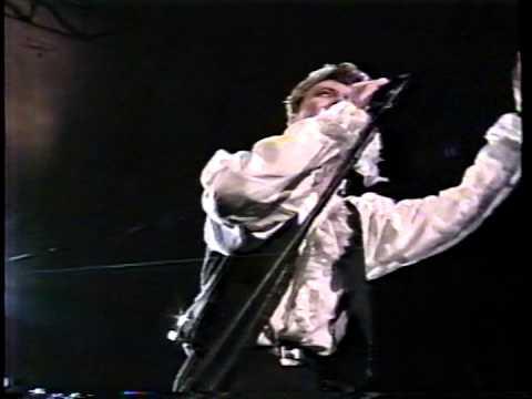David Bowie - Modern Love - Sound+Vision Tour 1990 - Santiago, Chile