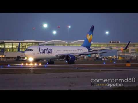 Condor Evening Turnaround | Boeing 767-300 | D-ABUK  | Nassau,Bahamas