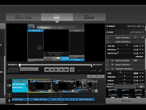 GoPro Studio tutorial for beginners