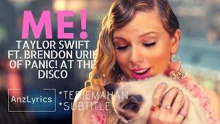 Taylor swift - me ! lyrics   lirik ...