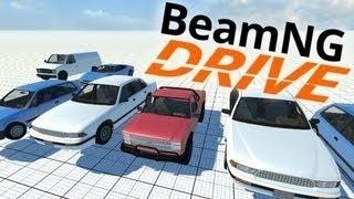 BeamNG Drive. Туторіал [ Боти, клавіші, пауза, уповільнення ]