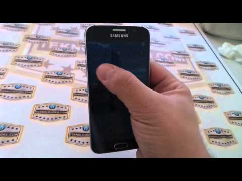 Galaxy Ekran Parlakligi Testi