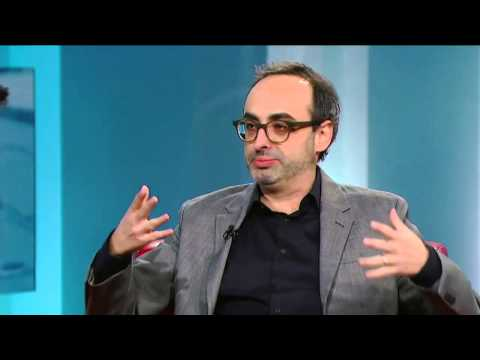 Gary Shteyngart on George Stroumboulopoulos Tonight: INTERVIEW