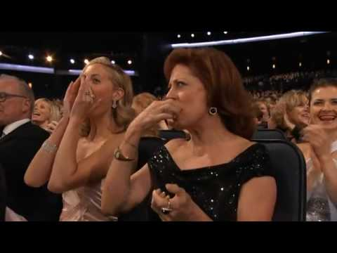 Glee - Born to Run - Emmys Opening Sketch - 2010