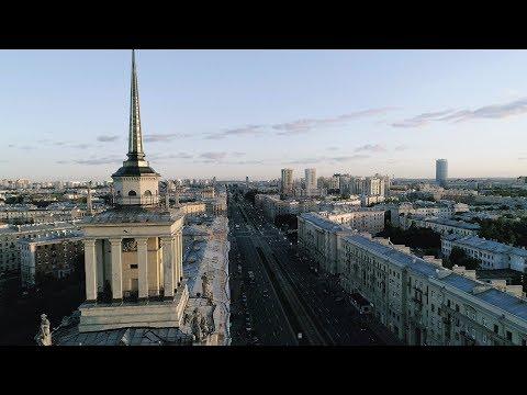Жизнь в ритме мегаполиса - Московский район Петербург