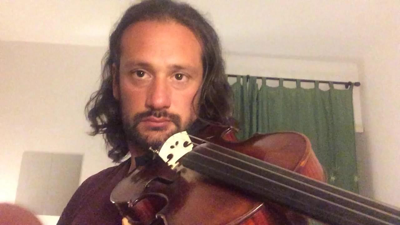 Claudio Merico Violino - El Violin Rojo (Piccola Cadenza)