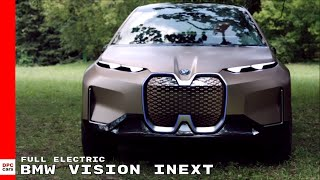 BMW Vision iNEXT Full Electric