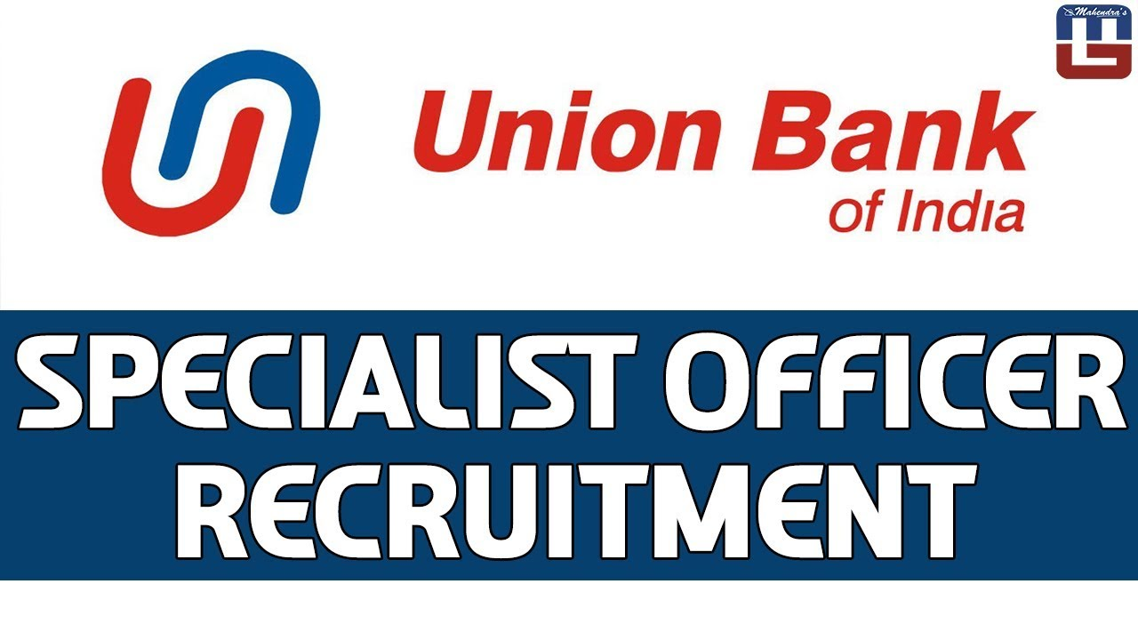 Union bank of india forex officer