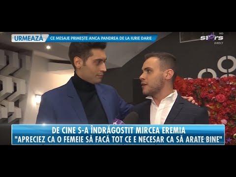 De cine s-a îndrăgostit Mircea Eremia