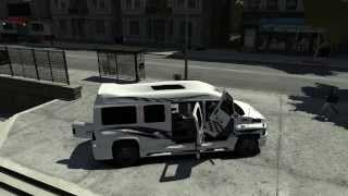 "#5 GMC Business Superstar ""New Car - GTA IV"" Gameplay PC"