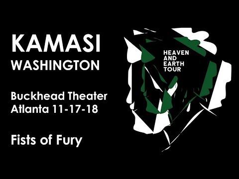 Kamasi Washington, Fists of Fury (Finale), Buckhead Theater Atlanta, 11-17-18