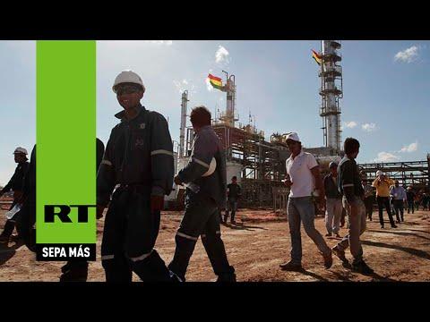 Gazprom hará de Bolivia el corazón energético de América Latina