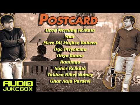 Modern Bengali Rock Songs | Bengali Songs 2016 | Postcard.. .@ Heart | Saswata | H.T.Cassette