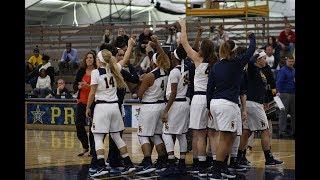 SHU Women's Basketball vs. UM-Dearborn