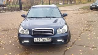 Супертачка с V6 за 300 000 рублей - Hyundai Sonata EF