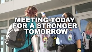 Meeting Today for a Stronger Tomorrow | Orlando Meetings & Conventions