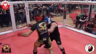 MP MMA 2016 OFS 93 kg Izydorski Ł vs Wieder W
