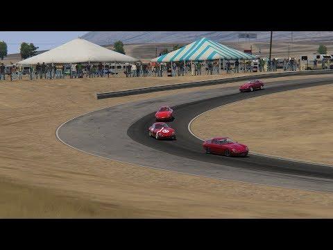 Assetto Corsa | Alfa Romeo Giulia TZ | Riverside Raceway
