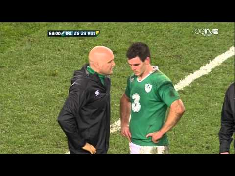Rugby - Ireland vs Australia, 22.11.2014, 2nd Half