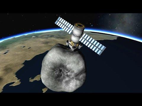 АСТЕРОИДЫЫ [KSP Asteroid Redirect Mission]