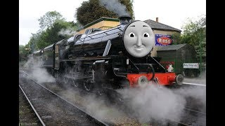 HENRY THE GREEN ENGINE IN REAL LIFE