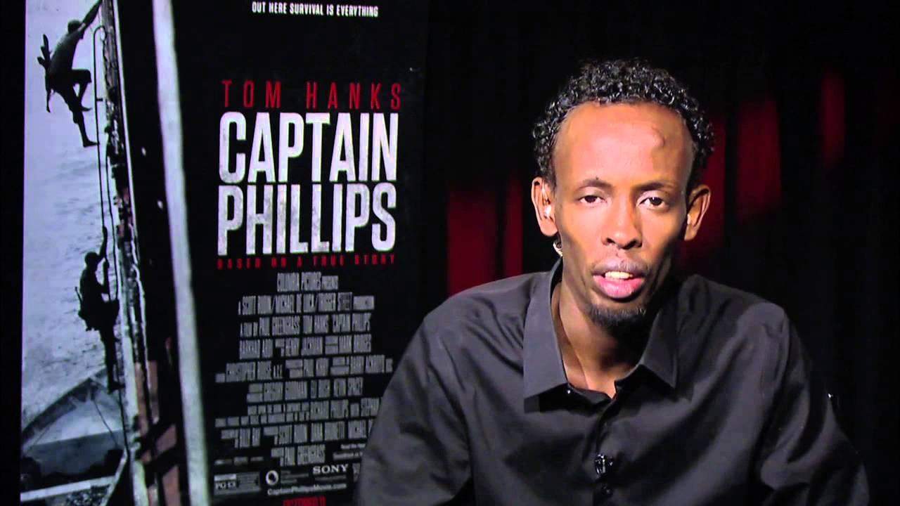 captain phillips movie interview barkhad abdi lead somali pirate