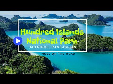 Exploring the Hundred Islands National Park