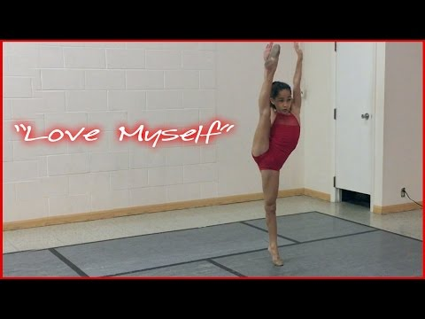 "Hailee Steinfield - ""Love Myself"" Improv Dance Video"