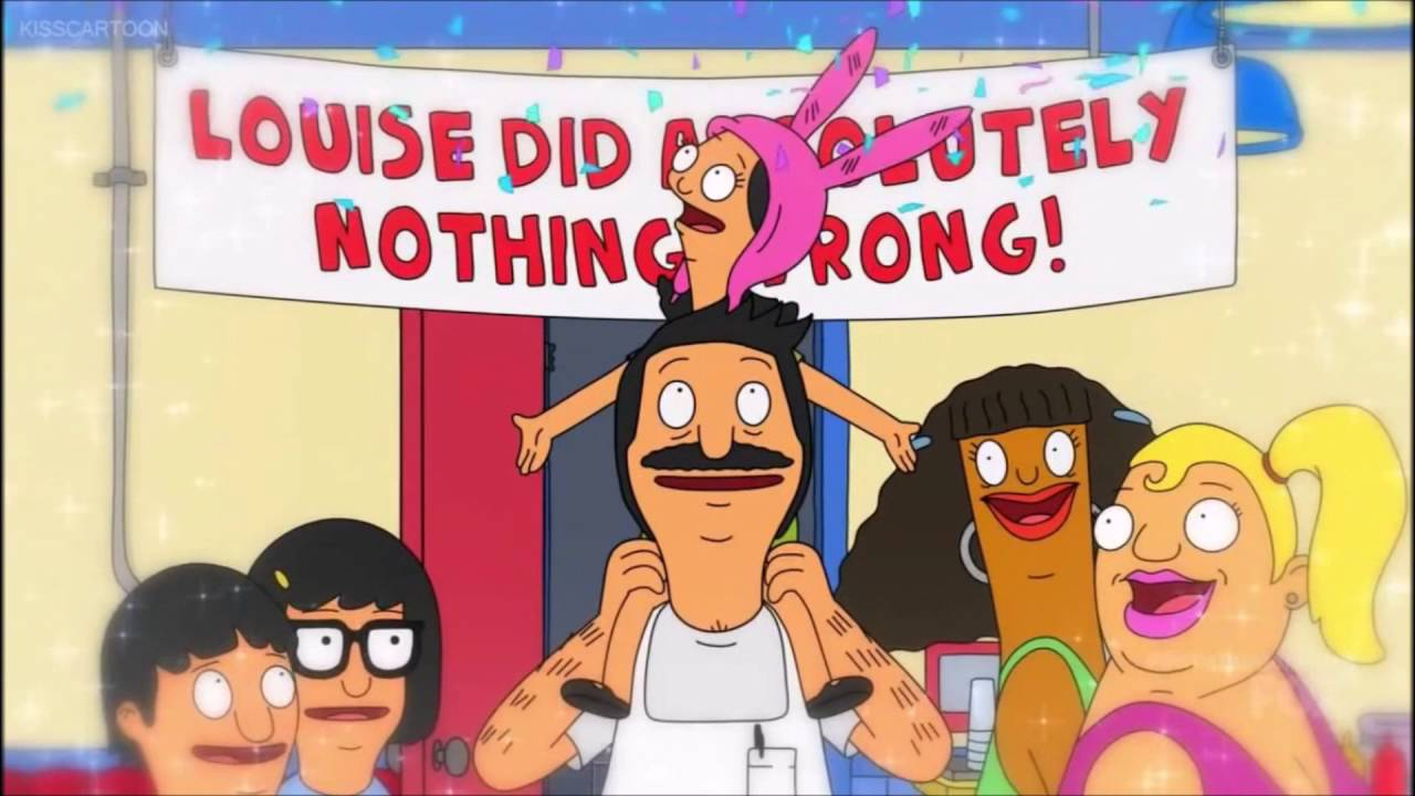 Bob S Burgers Bad Stuff Happens In The Bathroom Chords
